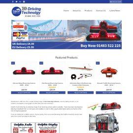 Van Reversing Cameras Website