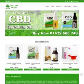 CBD Oil Online Shop